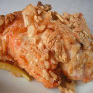 Smažené kuře s mandlemi recept