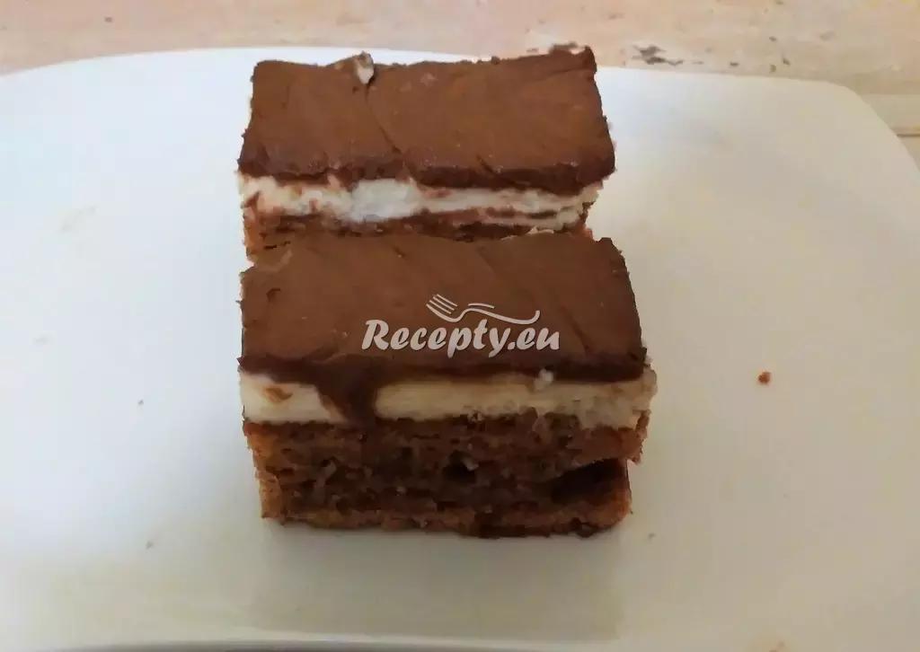 Cikánské dortové řezy recept  moučníky
