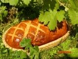 Slunečnicový chleba I. recept