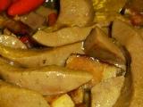Vepřové ledvinky s Oravskou slaninou recept