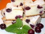Bublanina  nadýchaná  s jakýmkoli ovocem recept