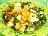 Bramborový guláš s červenou čočkou a rajčaty ;) recept ...
