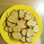 Piškoty ze špaldové mouky recept