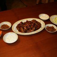 Kuřecí křidýlka s Ninfia-BBQ omáčkou recept