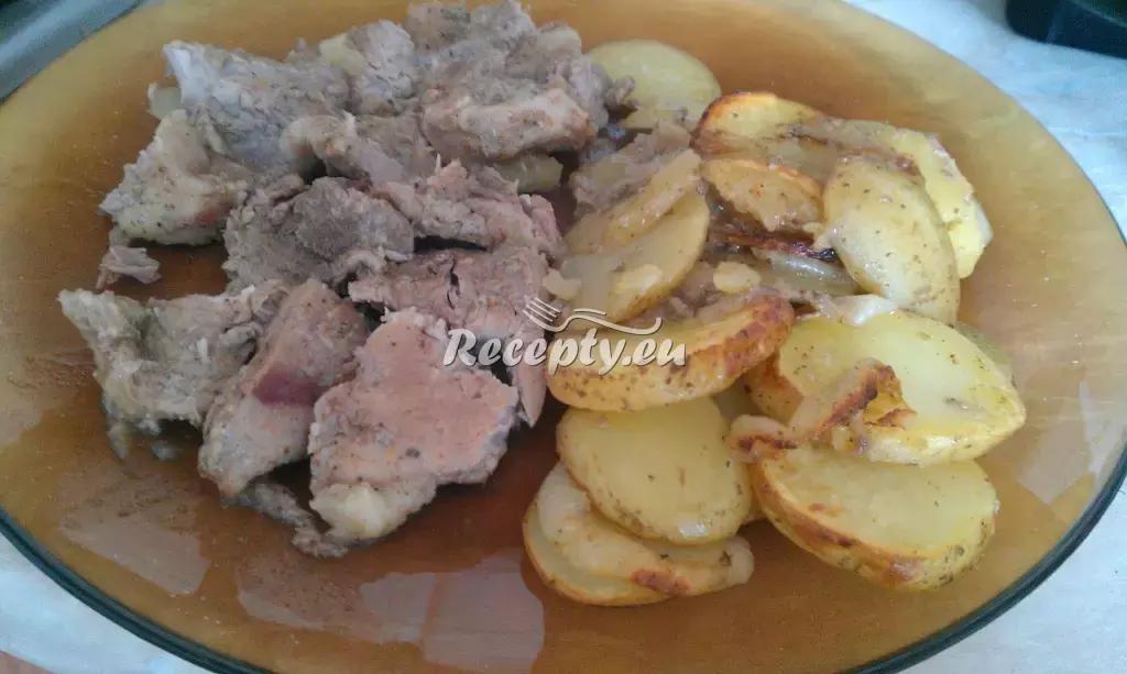 Vepřový šašlik recept  vepřové maso