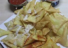 Domácí NACHOS  kukuřičné chipsy recept