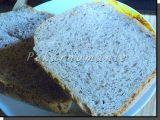 Tmavý chléb se lnem recept