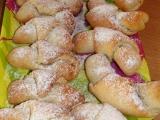 Jablečné rohlíčky recept
