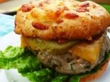 Vepřový grill-burger recept