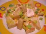 Zapečený celer se sýrem recept