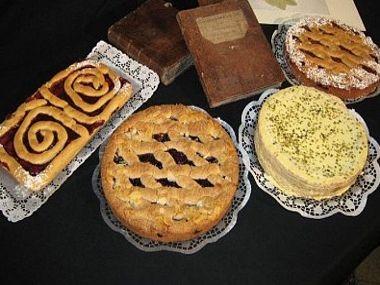 5 variant lineckého dortu