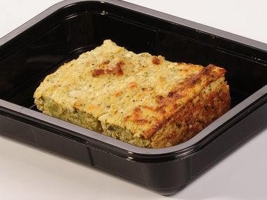 Dietní zapečená brokolice