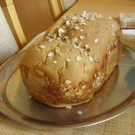 Křupavý chléb z domácí pekárny recept