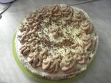 Banánový dortík recept