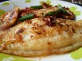 Pangasius v česnekové pastě recept