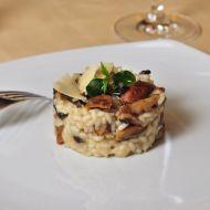 Italské houbové rizoto s petrželkou recept