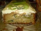 Minidortík s kiwi recept