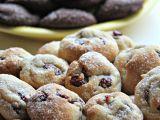 Brusinkové sušenky recept