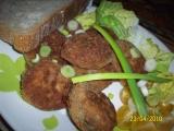 Jitrnicové karbenátky recept