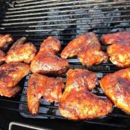 Grilovaná kuřecí křídla recept