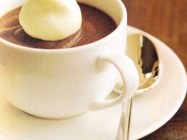 Kávový mousse Kahlua