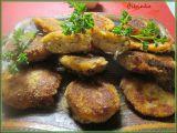 Placičky z bramborové kaše, mletého masa a zakysané smetany ...