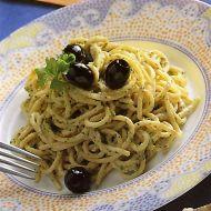 Špagety s tuňákovou omáčkou recept