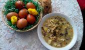 Velikonoční kulajda recept