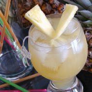 Ananasový ledový nápoj recept