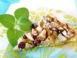 Hruškovo-jablkový koláč recept