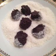 Kakaové vánoční kuličky recept