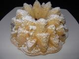 Vanilková bábovka recept