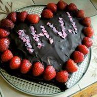 Zamilovaný dort recept