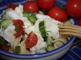Salát s kuřecím masem podle xmena recept