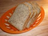 Nadýchaný bramborovo-podmáslový chléb (celozrnný) recept ...