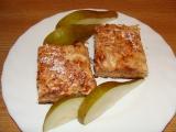 Hruškovo-jablečný koláč (i pro diabetiky) recept