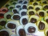 Ořechová kávová zrna recept