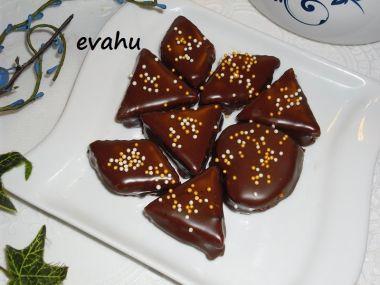 Kakaové cukroví od babičky