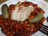 Pečené fazole recept