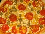 Grande pizza recept