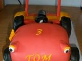 Traktor Tom, Šmoulinka, recept