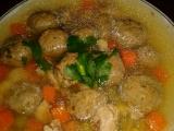 Játrovo-zázvorové knedlíčky do polévek recept