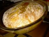 Domácí chleba z trouby recept