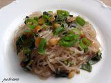 Shirataki nudle (Perfect Pasta) à la čínské nudle II recept ...