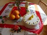 Velikonoční dort recept