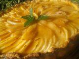 Hruškový koláč se smetanou recept