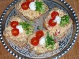 Bramborová chlebíčková pomazánka recept