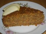 Mrkvový makovec recept