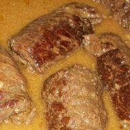 Moravský španělský ptáček z vepřového masa recept