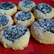 Nekynuté šlehačkové koláčky recept